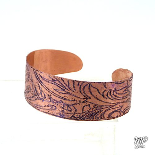 bracelet manchette cuivre vegard