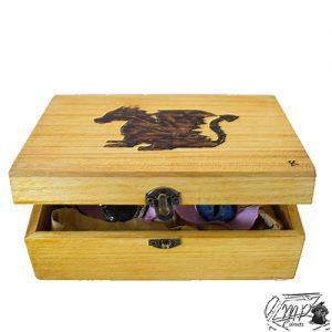 tresor box thème dragon Aithusa