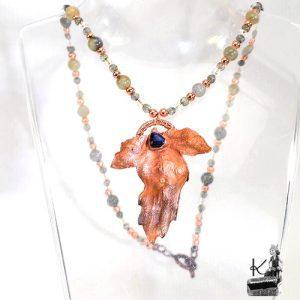 collier eyota labradorite