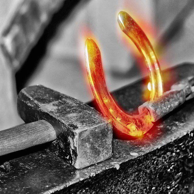 symbolique du fer à cheval