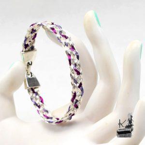 bracelet tressé harvon