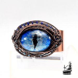 bracelet oeil de dragon Stellan