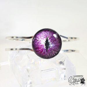 Bracelet oeil de dragon Cinaed