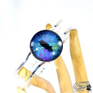 bracelet oeil de dragon Ruvon
