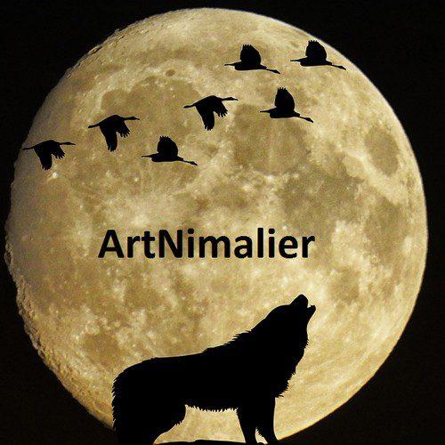 Artnimalier- maroquinier amerindien