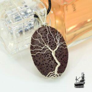pendentif aromatherapie Roph