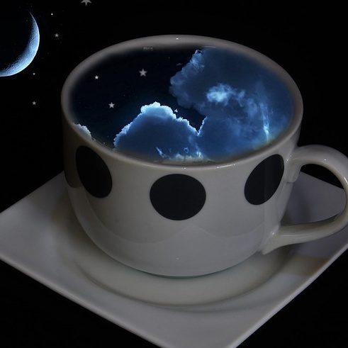 thé de pleine lune