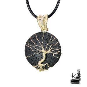 pendentif pour aromatherapie Nenoga