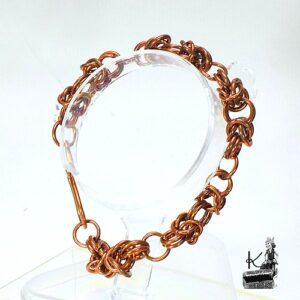 bracelet olav en chainmaille