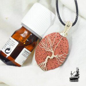 pendntif aromathérapie Tany