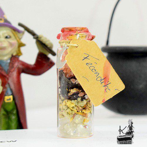 spell jar pour fécondité