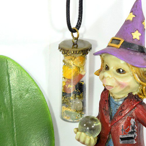 Spelle Jar pendentif esprit créatif