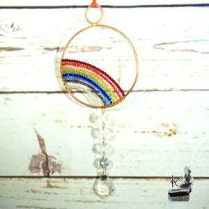 décoration suncatcher thona