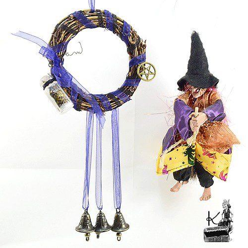Cloches de sorcière Idunn