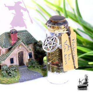 Spell jar protection de la maison