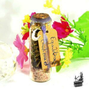 spell jar-fiole magique pour équilibrage émtionnel