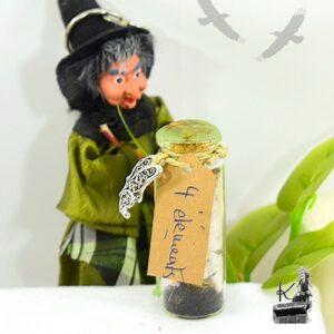 Spell jar 4 elements