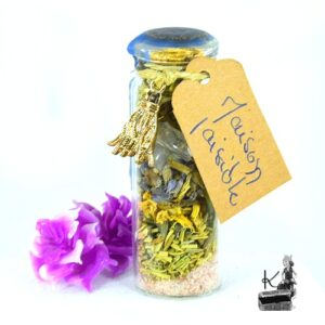 Spell jar maison paisible