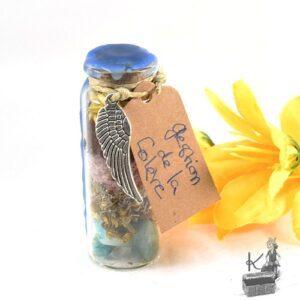 Spell jar pour la gestion de la colère