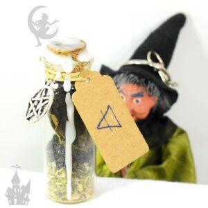 spell jar element terre