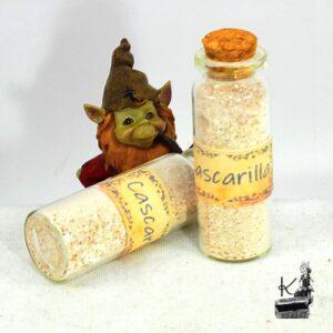 Poudre Cascarilla pour protection et nettoyage