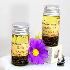 huile de protection pour bénir