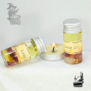love oil- huile d'onction