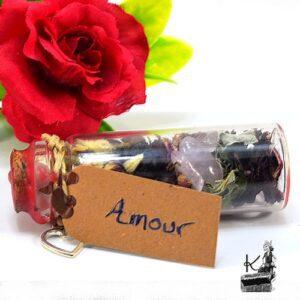 Spell jar pour attirer l'amour